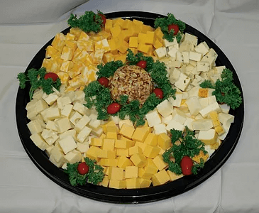 Cheese and Crackers Tray